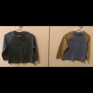 2 Tucker + Tate Shirts, size 2.